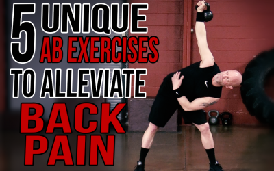 5 Unique Exercises to Develop Amazing Ab Muscles and Alleviate Lower Back Pain