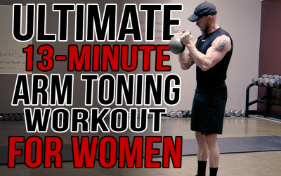 The Ultimate 13-Minute Arm Toning Workout for Women