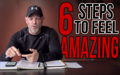 6 Steps to Feel Amazing