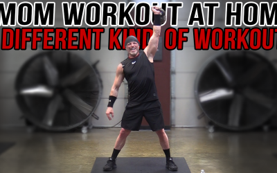 EMOM Workout at Home (Every Minute on The Minute): A Different Kind of Workout