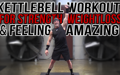8 Kettlebell Workouts for Strength, Weight Loss & Feeling Amazing