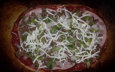 Got a Pizza Craving? Quench That Craving with Healthy Cauliflower Pizza