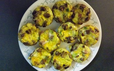 Short on Time In the Morning? Preprepare These Egg Muffins!
