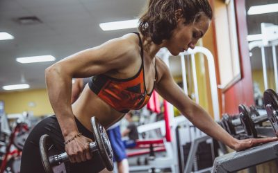 Muscle Versus Fat: What's the Difference?